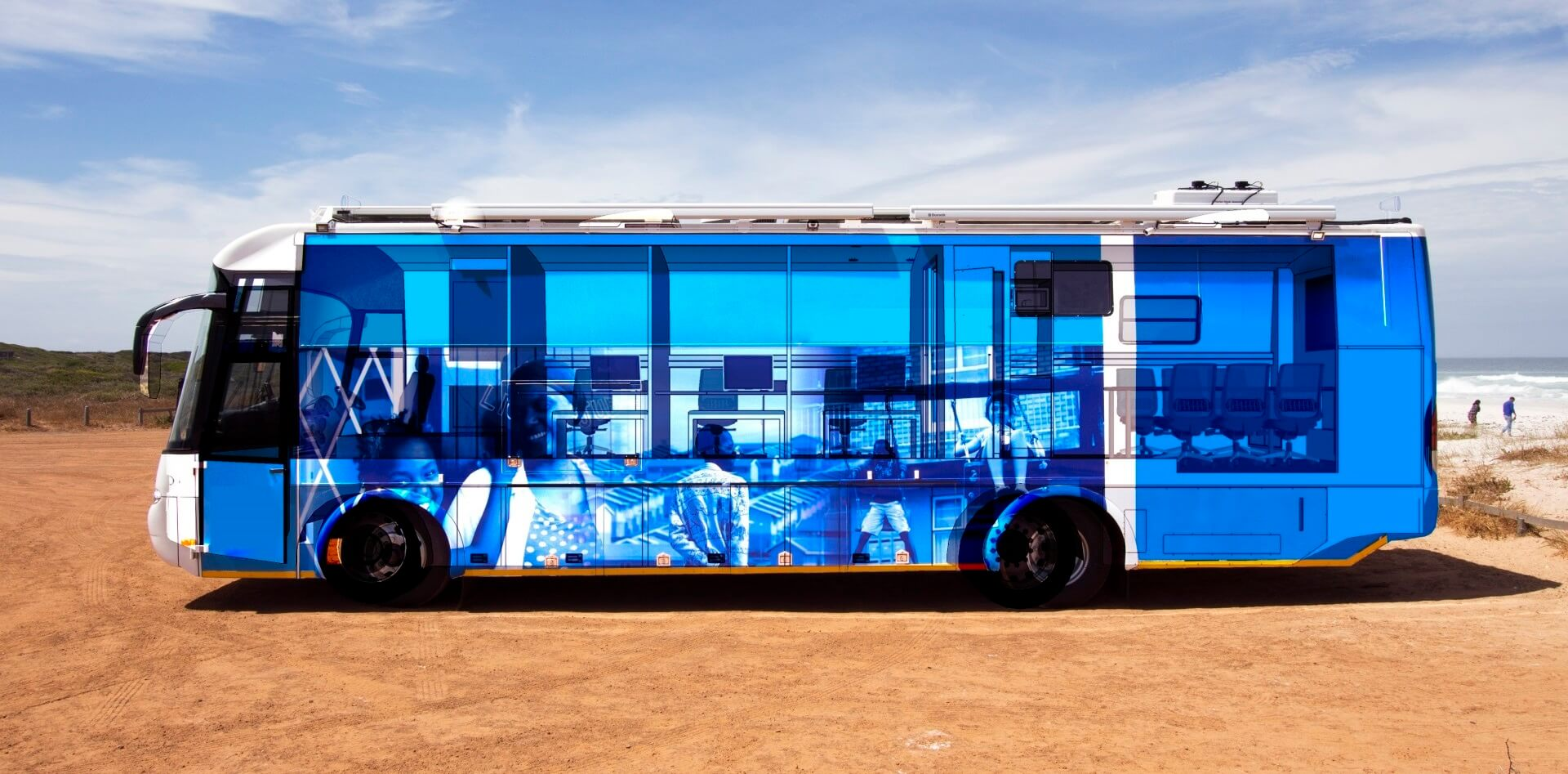 Mobile Processing Solutions bus